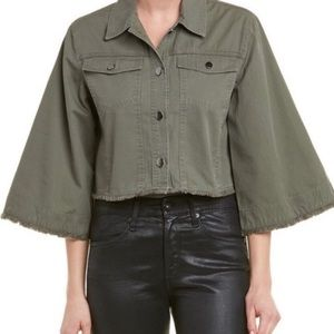 JACK by Dakota Crop Jacket